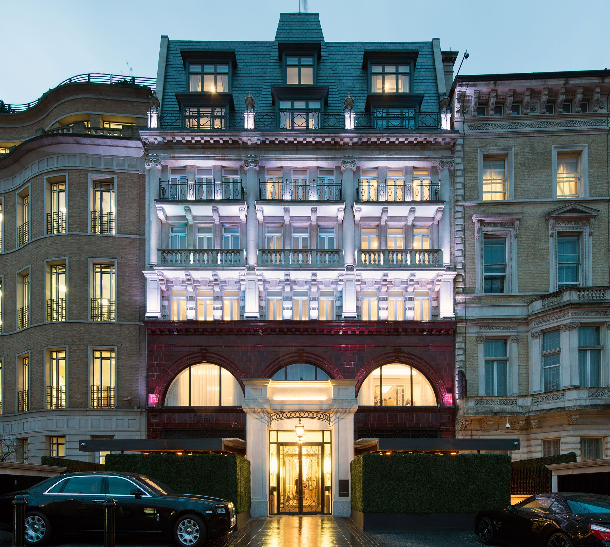 The wellesley knightsbridge luxury collection about for The knightsbridge