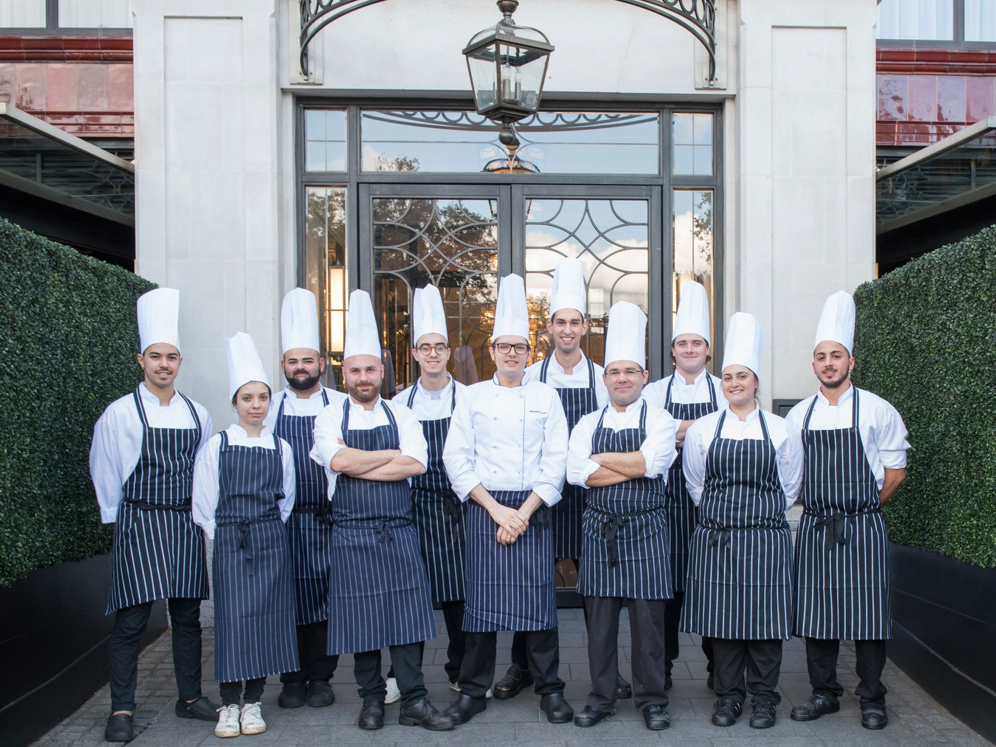 The Wellesley Restaurant Team