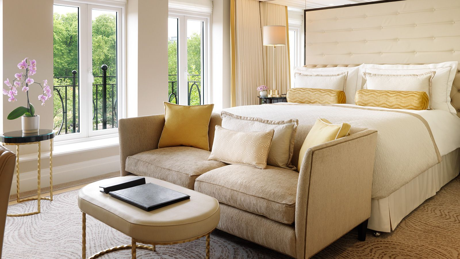 Junior Suite at The Wellesley Knightsbridge