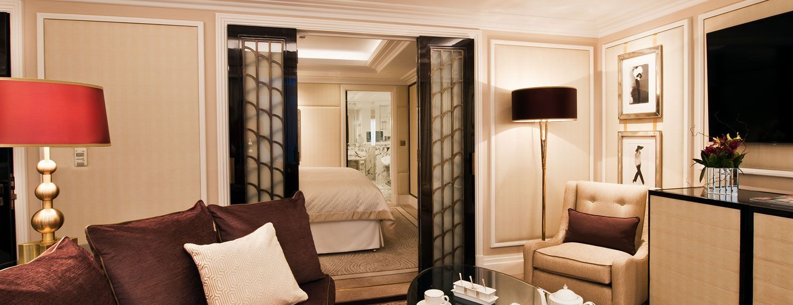 One Bedroom Suite at The Wellesley Knightsbridge